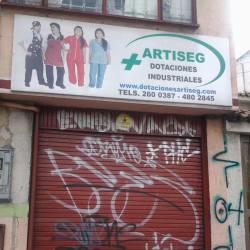 Artiseg en Bogotá
