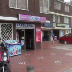 Papelería Olimpo en Bogotá