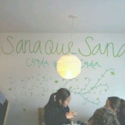 Sana Que Sana Gourmet en Bogotá