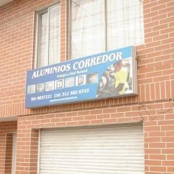 Aluminios Corredor CDS en Bogotá