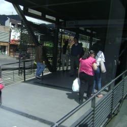 Estación Calle 72 en Bogotá