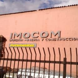 Imocom División Minería y Construcción  en Bogotá