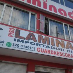Piso Laminado en Bogotá