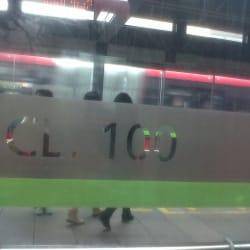 Estación Calle 100 en Bogotá
