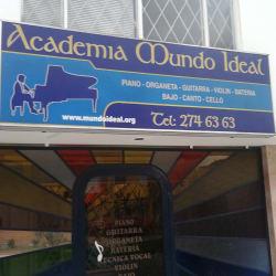 Academia de Música Mundo Ideal en Bogotá