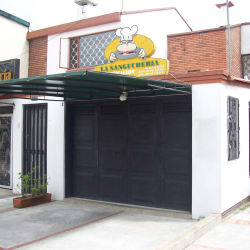 La Sanguchería en Bogotá