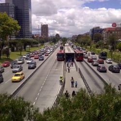 Estación Calle 106 en Bogotá