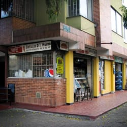 Delicias D'L Horno en Bogotá