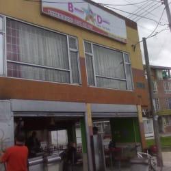 Brasero Dorado en Bogotá