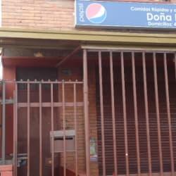 Comidas Rápidas Empanadas y Algo Más Doña Fabi en Bogotá