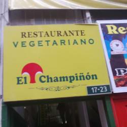 Restaurante Vegetariano El Champiñon en Bogotá
