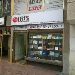 Relieves y Plásticos Iris en Bogotá