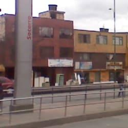 Estación Socorro en Bogotá
