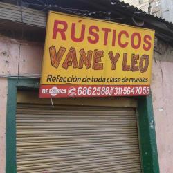 Rústicos Vane y Leo en Bogotá