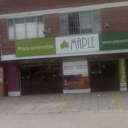 Pisos Maple en Bogotá