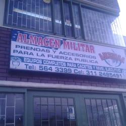 Almacén Militar América  en Bogotá