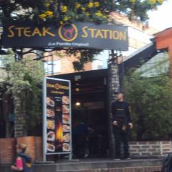 Steak Statión  Restaurante Parrilla en Bogotá