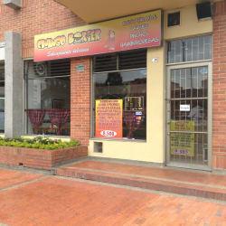Chango Burger en Bogotá