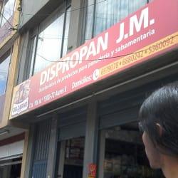 Dispropan J.M.  en Bogotá