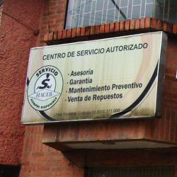 Centro de Servicio Autorizado Servicios Haceb en Bogotá
