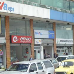 Nueva EPS Avenida Las Américas en Bogotá