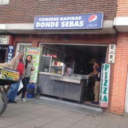 Comidas Rápidas Donde sebas   en Bogotá