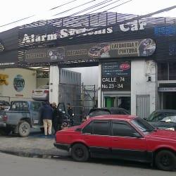 Alarm Systems Car en Bogotá