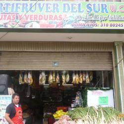 Surtifruver el Sur Carnes WC en Bogotá