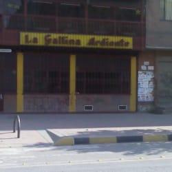 La Gallina Ardiente en Bogotá