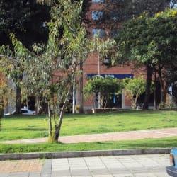 Parque Barrio Sucre en Bogotá