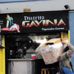 Distrito Gayina  en Bogotá
