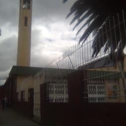 Iglesia Santa Lucía en Bogotá