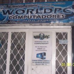 WorldPc Computadores en Bogotá