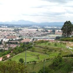 Parque Mirador de Los Nevados en Bogotá