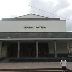 Teatro Patria en Bogotá