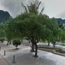 Parque Germania en Bogotá