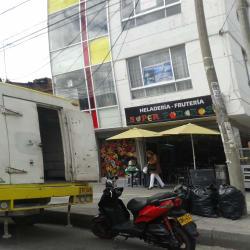 Heladería Super Poderosa en Bogotá
