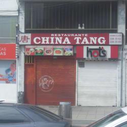 China Tang en Bogotá