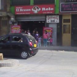 Asadero El Brason Rolo en Bogotá
