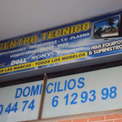 Centro Técnico ABA equipos & Suministros en Bogotá