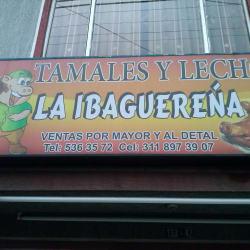 Tamales y Lechona La Ibaguereña en Bogotá
