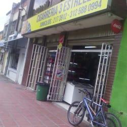 Cigarrería 3 Estrellas en Bogotá