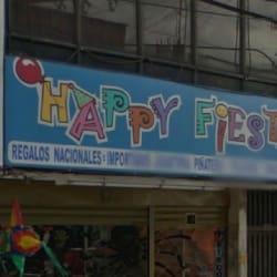 Happy Fiestas en Bogotá