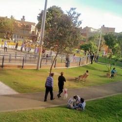 Parque Lagos de Suba en Bogotá