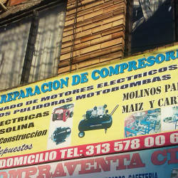 Venta y Reparación de Compresores en Bogotá