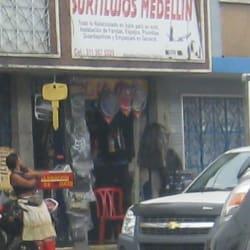 Surtilujos Medellín en Bogotá