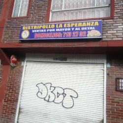 Distripollo La Esperanza en Bogotá