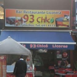 93 Chicó en Bogotá