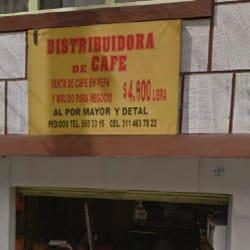 Distribuidora de Café en Bogotá