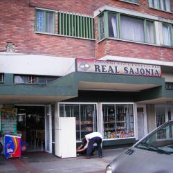 Real Sajonia en Bogotá